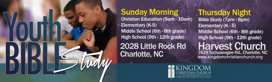 YOUTH BIBLE STUDY BANNER